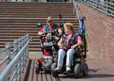 Różne rodzaje niepełnosprawności